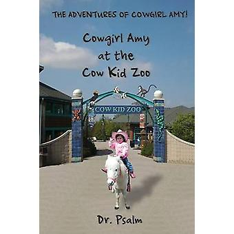 Cowgirl Amy im Cow Kid Zoo von Psalm & Dr