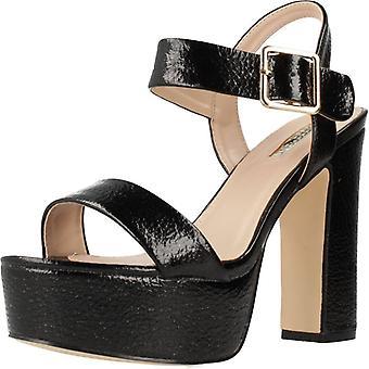 Different Sandals 64 8507 Color Black