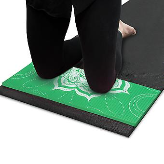 Chakra Art yoga kneet pad, Meadow