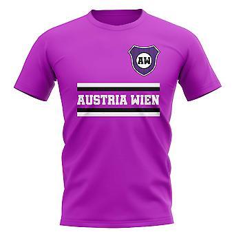 Camiseta Austria Wien Core Football Club (Purple)