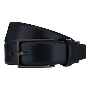 LLOYD Men's Belts Belt Men's Belt Leather Belt Blue 8380