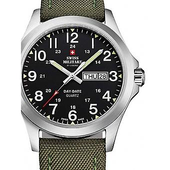 Swiss Military SMP36040.05 Men's 42mm 5 ATM