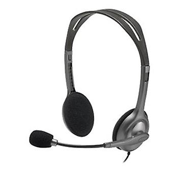 Logitech H151 Stereo Headset Wired 3Mm Connection