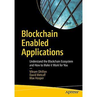 Blockchain-enabled toepassingen door Vikram Dhillon