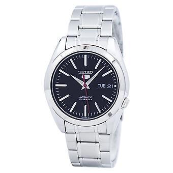 Seiko 5 automatisk SNKL45 SNKL45K1 SNKL45K mænd ' s Watch
