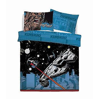 Star Wars Comic Pop Double Duvet Cover Set