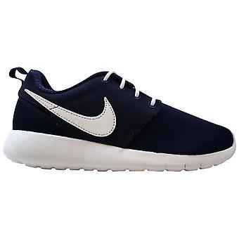Nike Roshe One Midnight /Navy-Blue 599728-416 Grade-School