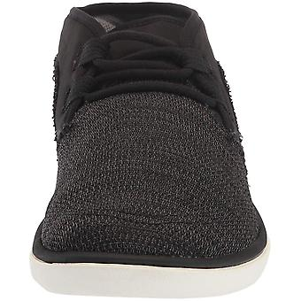 Sanuk Mens What a Tripper Mesh Low Top Lace Up Fashion Sneakers