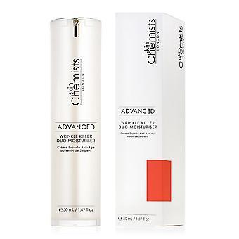 Advanced wrinkle killer duo moisturiser