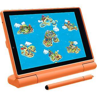 Verizon GizmoTab Case, Kids Friendly Case with Stylus - Orange