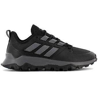 adidas Kanadia Trail F36056 Men's Outdoor Shoes Black Sneakers Sports Shoes