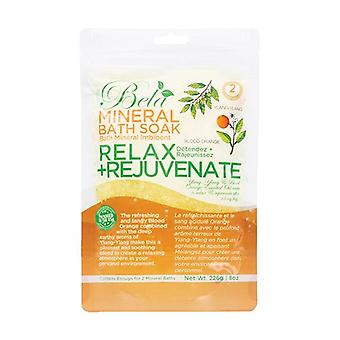 Bela Mineral Bath Soak Relax + Rejuvenate