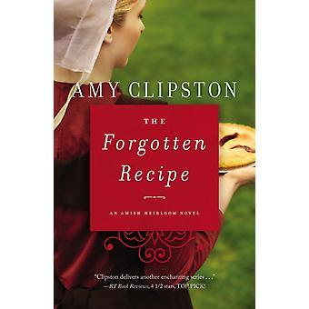 Amy Clipstonin unohdettu resepti