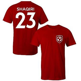 شيردان الشقيري 23 لاعب ليفربول ستايل تي شيرت
