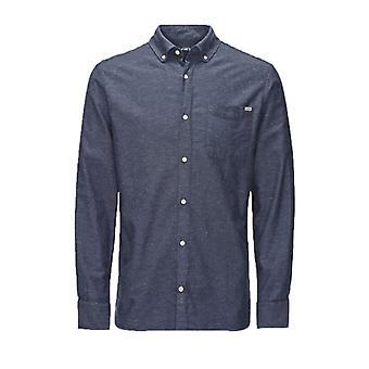 Jack & Jones Vintage Shirt Christan Mood Indigo Nap Yarn
