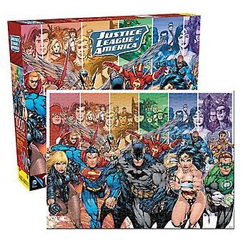 Dc comics - justice league 1000pc puzzle