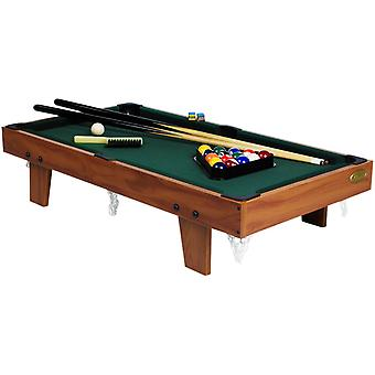 Gamesson LTH Table Top Pool Table 3FT Wooden