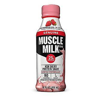 Muscle Milk Strawberry-( 414 Ml X 12 Bottles )