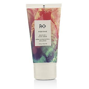 R+co High Dive Moisture + Shine Crème - 147ml/5oz