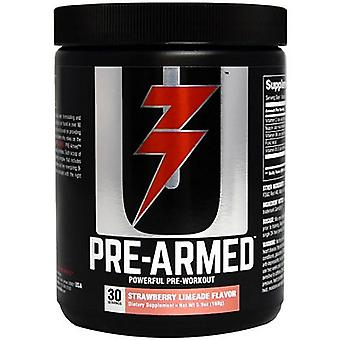 Universal Nutrition Pre-Armed Strawberry Limeade 168 g