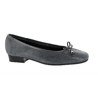 Riva Provence peixe camurça Ballet / sapatos femininos