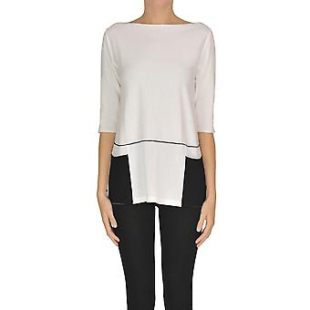 Alessandro Ezgl333025 Women's White Viscose Sweater