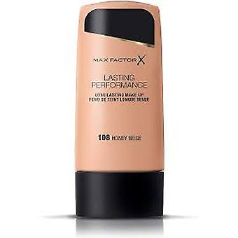 Max Factor Lasting Performance Foundation - 35ml 108 (Honey Beige)
