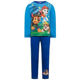 PAW Patrol Resmi Hediye Bebek Toddler Boys Pijama