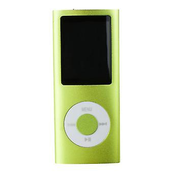 8GB Multimedia Player - Vihreä