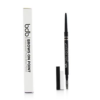 Brows on point waterproof micro brow pencil   taupe 0.045g/0.002oz