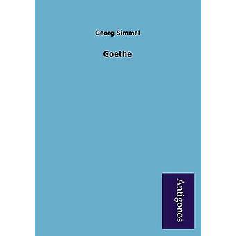 Goethe by Simmel & Georg