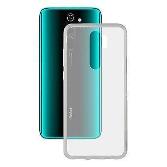 Capa móvel Xiaomi Redmi Note 8 Pro Contato Flex TPU Transparente