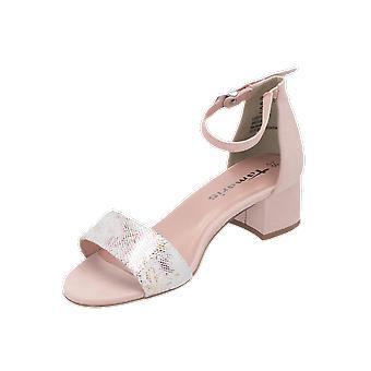 Tamaris Da.-Sandallette Women's Sandals Pink Flip-Flops Summer Shoes