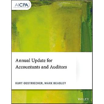 Annual Update for Accountants and Auditors by Kurt Oestriecher - 9781