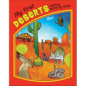 My First Deserts Nature Activity Book by James Kavanagh - 97815835558