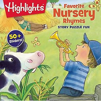 Favorite Nursery Rhymes by Highlights - 9781629795478 Book