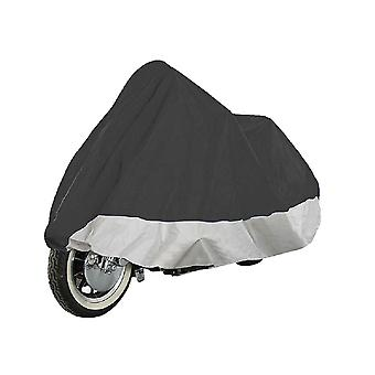 Waterproof Motorbike Motorcycle Scooter Cover - Elasticated Anti-UV Protection