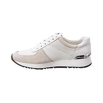 MICHAEL Michael Kors Allie Trainer Optik Weiß Vachetta/Tech Canvas/Sport Sue...