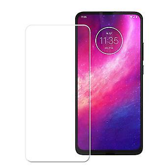 Motorola One Hyper gehärtetem Glas Bildschirm Schutz