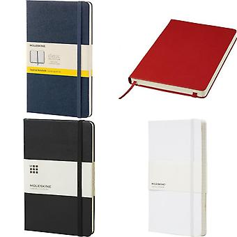 Moleskine Classic L Hard Cover Squared Notebook