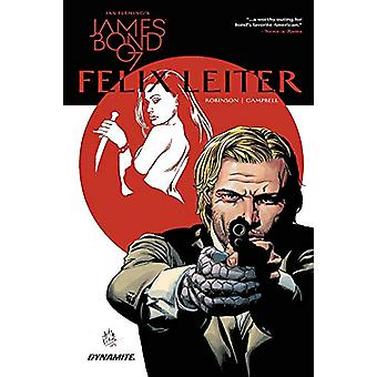 James Bond - Felix Leiter by James Robinson - 9781524112653 Book