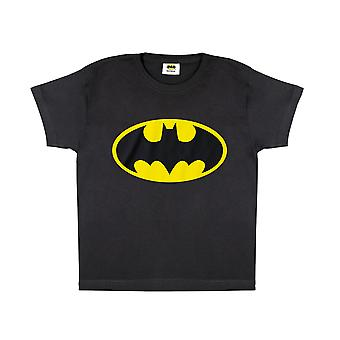 DC Comics Batman Classic Logo Boys T-Shirt | Marchandises officielles