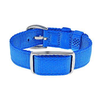 Explorer Magnetic Wristband Blauw (Maat: Dames Kort 145-180mm)