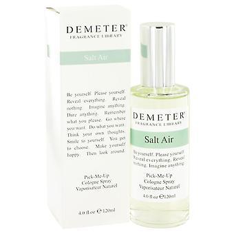 Demeter sal aire Colonia Spray por Demeter 4 oz Colonia Spray