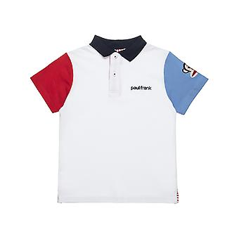 Alouette Boys' Paul Frank Polo T-Shirt With T-Shirt