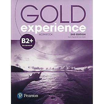 Gold Experience 2nd Edition� B2+ Workbook (Gold Experience)