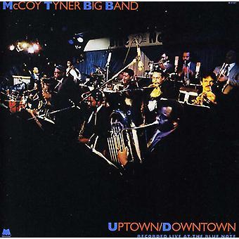 Tyner, McCoy Big Band - Uptown-Downtown [CD] USA import