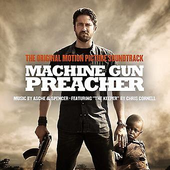 Various Artists - Machine Gun Preacher [Original Motion Picture Soundtrack] [CD] USA import