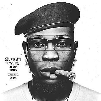 Kuti, Seun / Egypt 80 - Black Times [CD] USA import