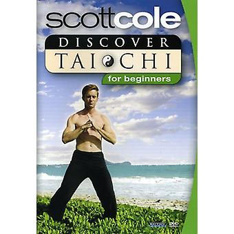 Scott Cole - Discover Tai Chi for Beginners [DVD] USA import